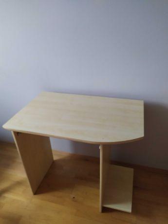 biurko szerokość 80cm z boczną półką