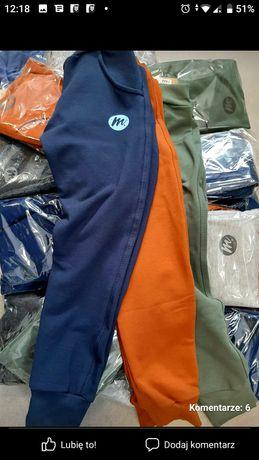 Spodnie dresowe 122-140