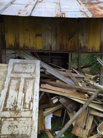 Drewno z rozbiórki/budynek drewniany do rozbiórki
