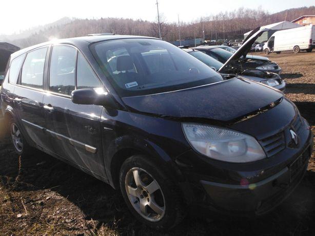Renault Grand Scenic II 2,0 licznik, części FV transport dostaw