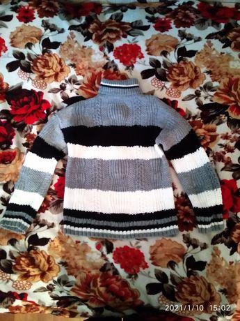 Рубашка, свитер на мальчика