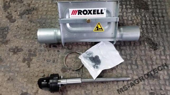 Wybierak paszociągu fi 75 początek do Roxell