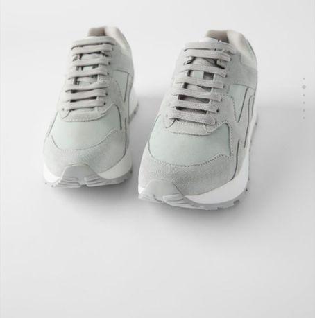 Кроссовки Zara 38 размер (24,5 см)