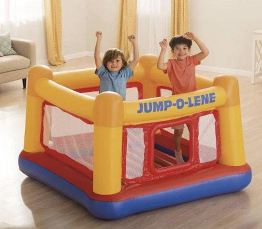 Надувной батут Игровой центр Intex «Jump-O-Lene» , 174 х 174 х 112 см