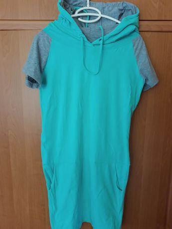 Sukienka dresowa S