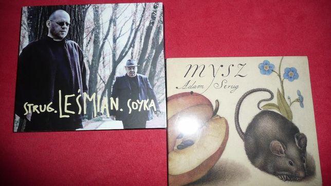 Adam Strug Soyka Leśmian , Strug Mysz cd