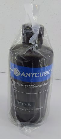 Żywica UV biała anycubic 1L Drukarka 3D SLA