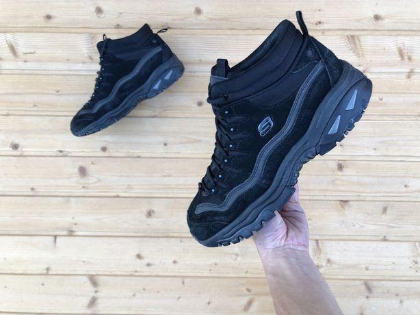 44р Оригинальные кроссовки ботинки Sketchers Oak Canyon/ Salomon Nike