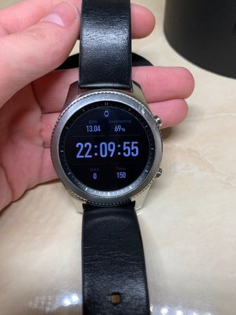 Смарт часы samsung gear s3 classic