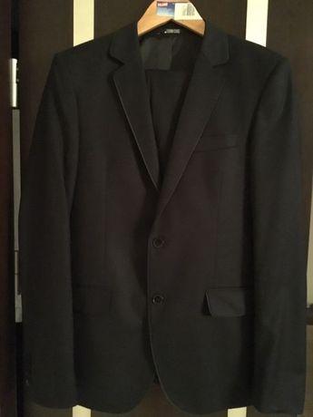 Чоловічий костюм. Колір Темний гранат, розмір 46