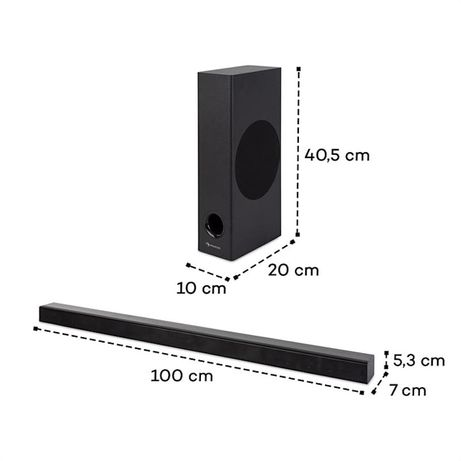 Звуковая система Areal Bar 750 2.1 Soundbar