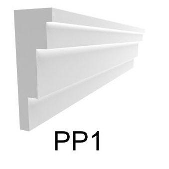 Podparapetniki - Listwa Podparapetowa/ Profil Elewacyjny 100x35mm