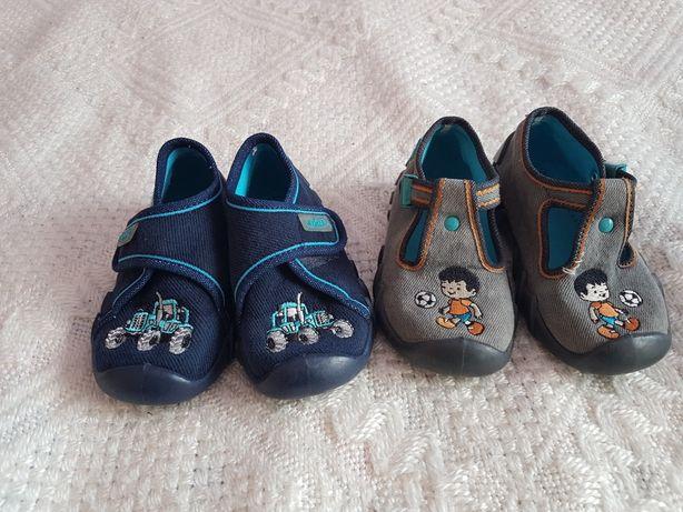 Pantofelki Befado