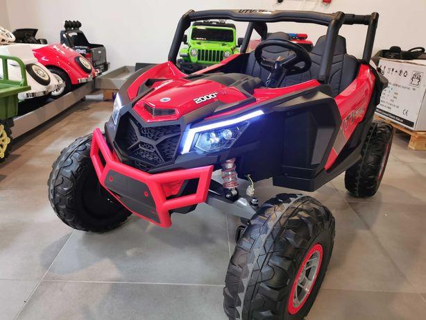 Buggy UTV-MX 24V 4x60W auto autko autka samochód na akumulator zabawka