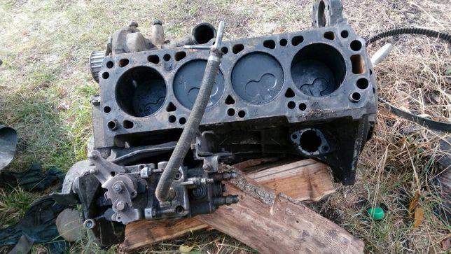 розборка двигателя опель кадет дизель запчасти