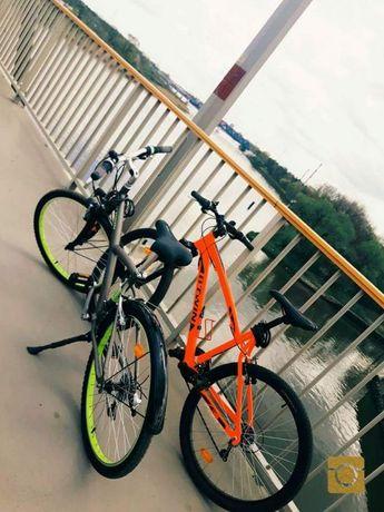 Rower pomarańczowy