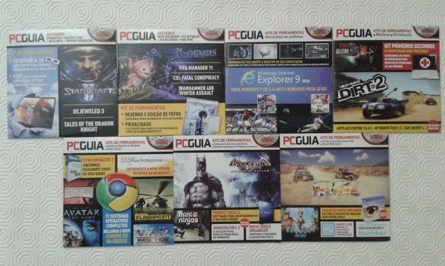 CD's Programas Cursos PC Vários