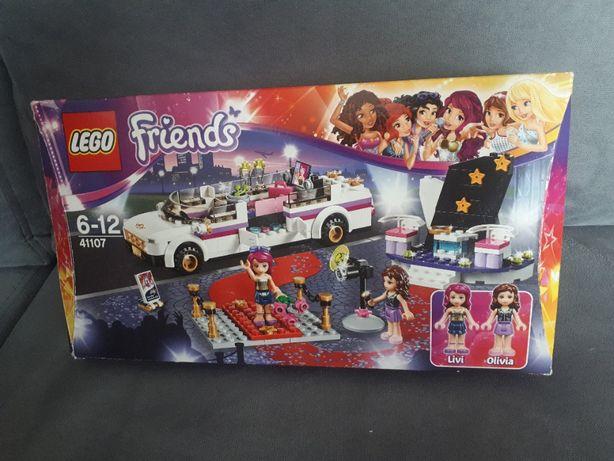 LEGO FRIENDS 41107 Limuzyna gwiazdy pop + wysyłka gratis