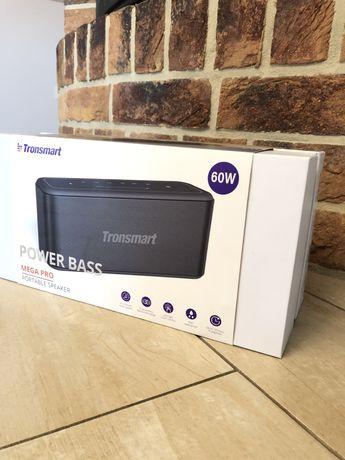 Nowy! Fabrycznie zapakowany GłośnikTronsmart Element Mega Pro 60 ipx5
