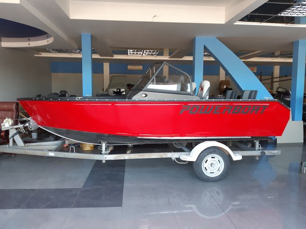 Продам катер  Powerboat  470