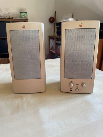 Colunas Apple M6082 (PEÇA DE COLEÇÃO)