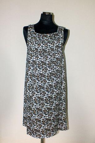 Nowa sukienka wzór pantera XL XXL