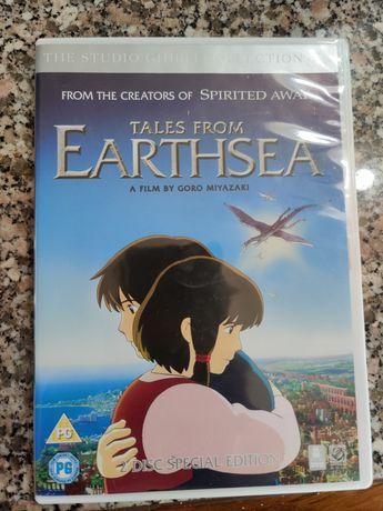 Tales From Earthsea DVD Edição Especial