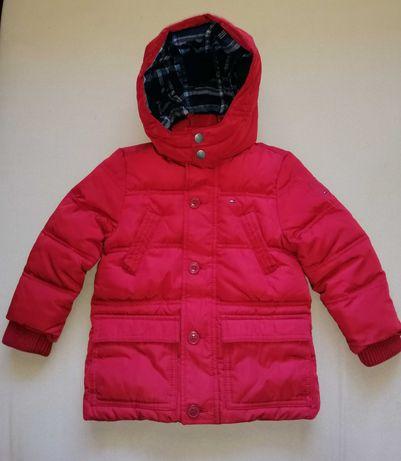 Детская куртка tommy hilfiger р.92