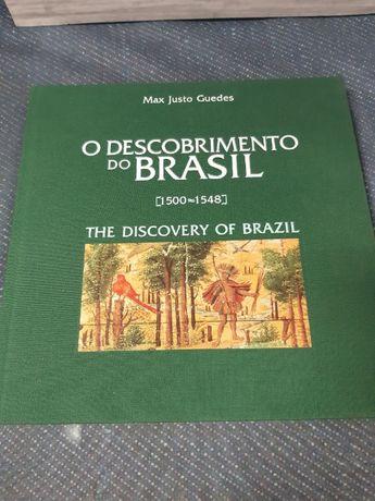 Livro Colecção Ctt com 5 selos, ano 2000. O Descobrimento do Brasil.