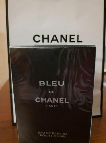 мужской парфюм Chanel Bleu de Chanel парфюмированная вода 100мл шанель