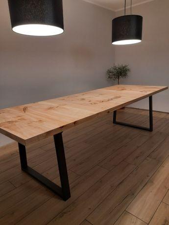 stół duży niepowtarzalny 2,8mx1m