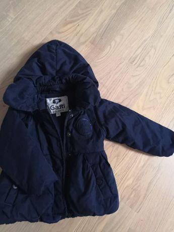 Куртка Gatti для дівчинки 6 - 12 міс