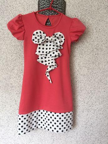 Платье, плаття на 7-8 лет на рост 122-128 см