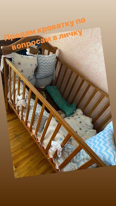 Продам кроватку Запорожье - изображение 1
