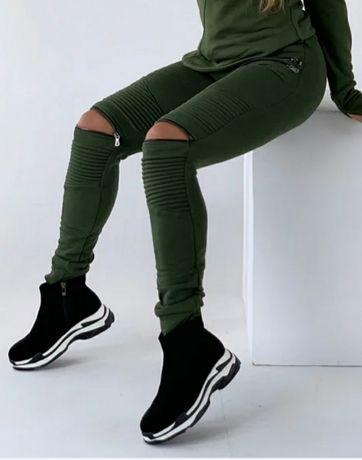 Хит! Супермодные штаны спортивные женские, разные цвета