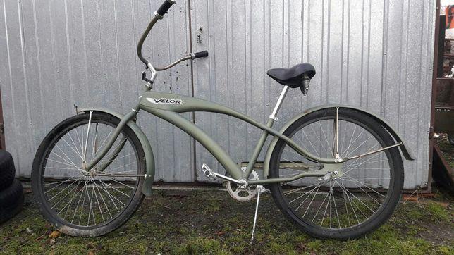 Sprzedam stary niemiecki rower.Stan jak na załączonych zdjęciach.