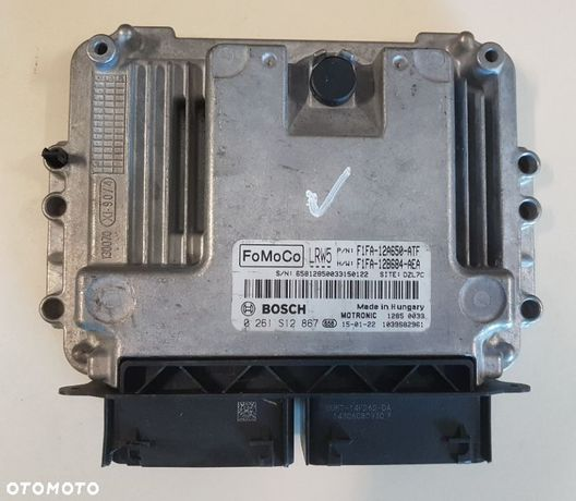 Komputer sterownik FORD 0261S12867 F1FA-12A650-ATF