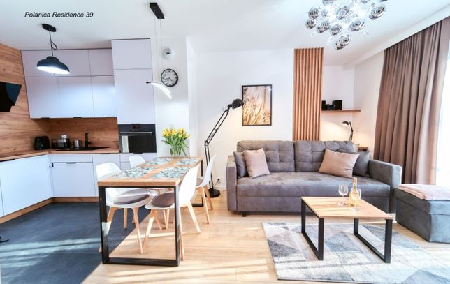 Apartamenty Polanica Residence ( Strefa Spa do dyspozycji gości)