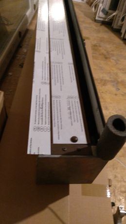 roleta zewnętrzna do zabudowy 1390x1010