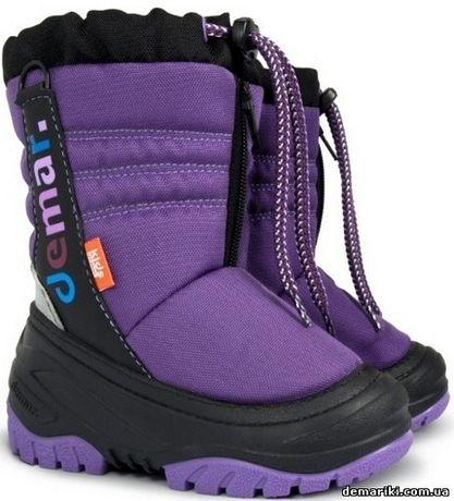 Демары,зимняя обувь для девочки или мальчика