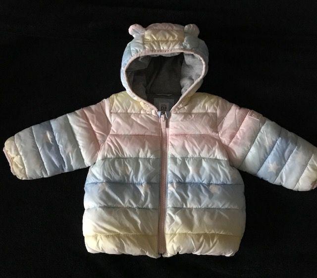 Курточка GAP детская 12-18 месяцев Киев - изображение 1