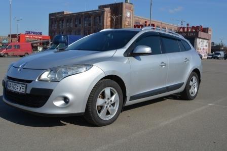 Продам Renault megane III