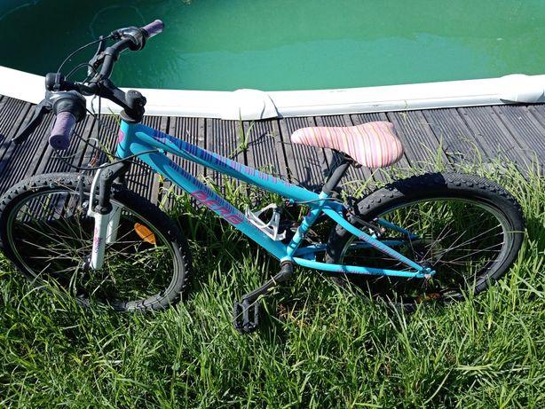 Bicicleta berg com mudanças shimano