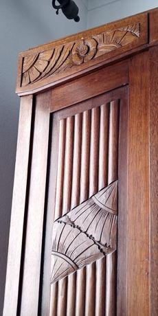 Roupeiro Art Deco em boas condições