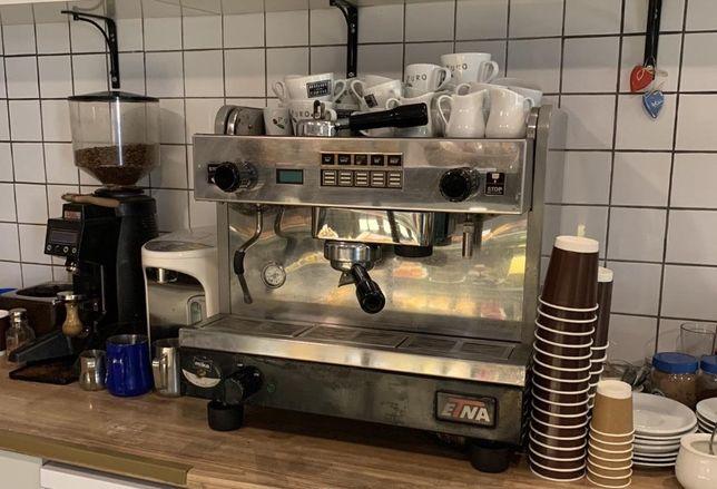 Кофемашина однопостовая Etna