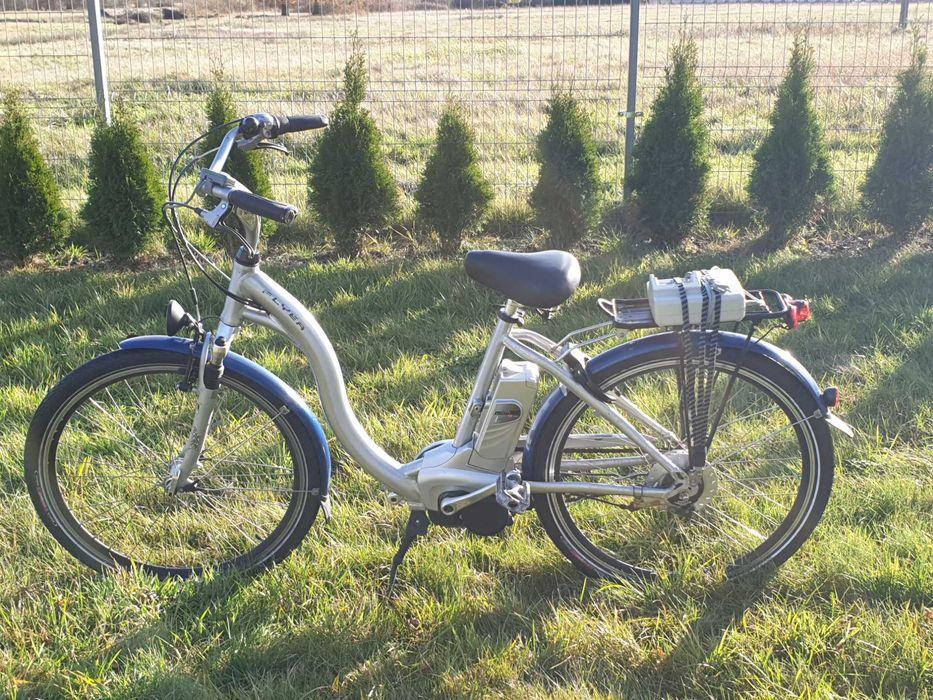 Flayer rower elektryczny Wymiarki - image 1