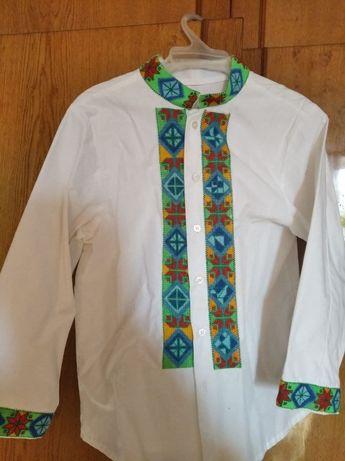 Рубашка с вышивкой Вишиванка для мальчика