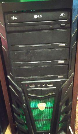 Игровой компьютер i7 2600K с RX 570 GB