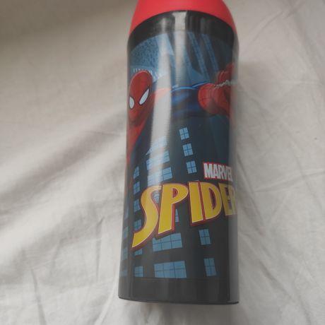 Kubek termiczny ze Spiderman. Dziecięcy. Nowy