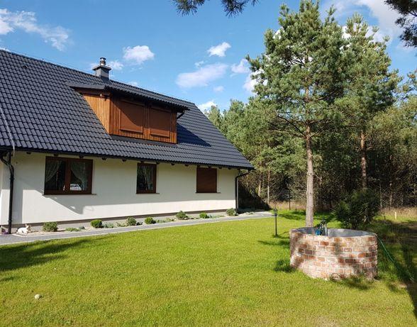 Jeziorkowy domek na Kaszubach Wąglikowice Kościerzyna